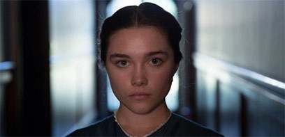 Florence Pugh héroïne de la mini-série The Little Drummer Girl